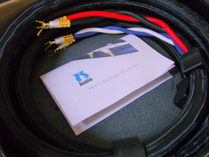 PS Audio Xstream Statement Bi-Wire 5M Pair