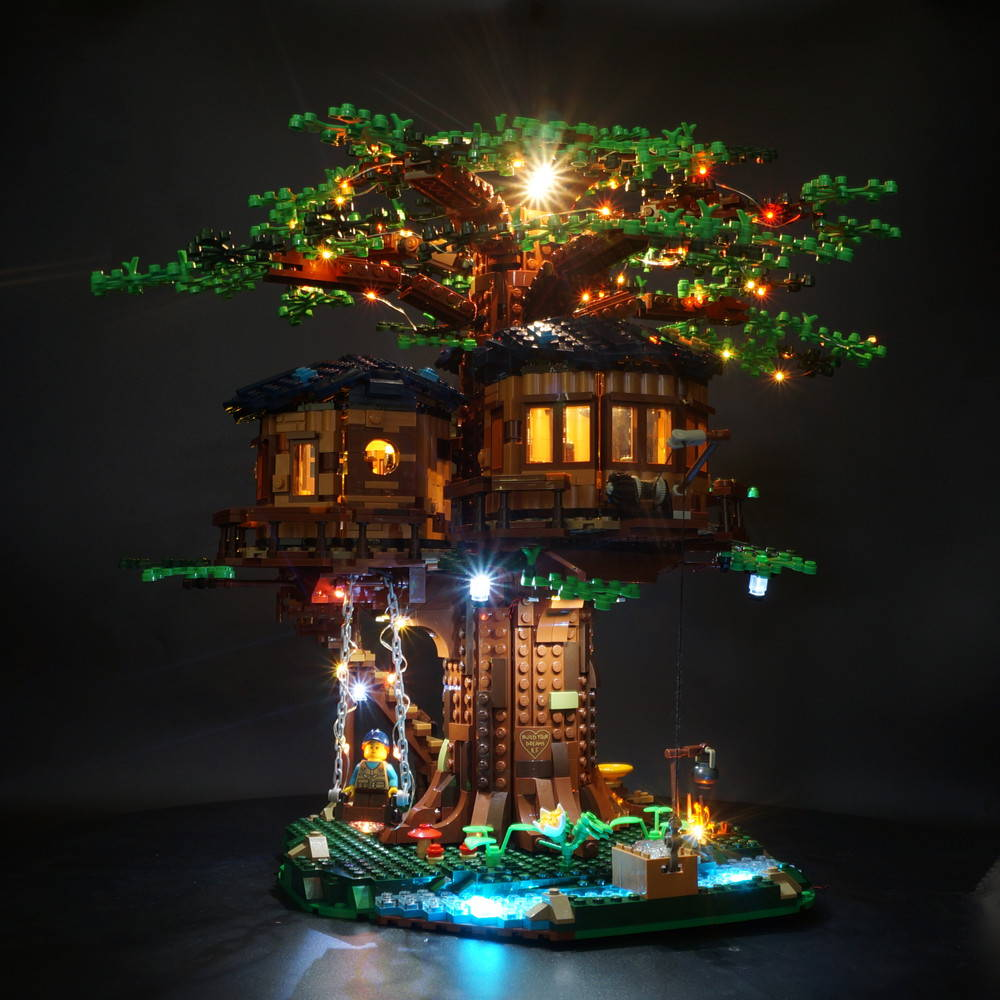 LEGO Tree House 21318 Light Kit