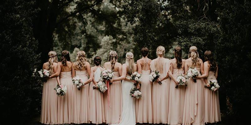 Inspiration Guide: Bridesmaids Dresses