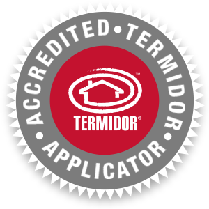 Accredited Termidor Applicator