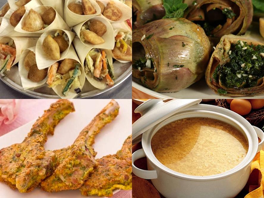 Piatti romani tipici del natale for Piatti tipici della cucina romana