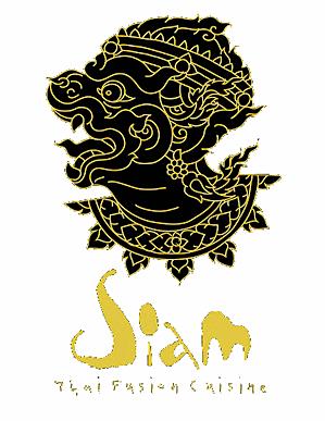 Logo - SIAM THAI FUSION CUISINE