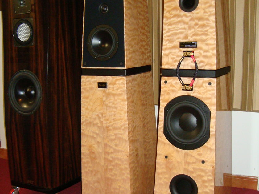 VERITY AUDIO PARSIFAL OVATION  (AS NEW)