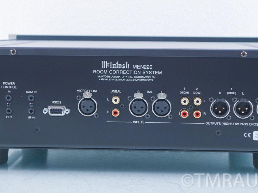 McIntosh MEN220 Room Correction System (9536)