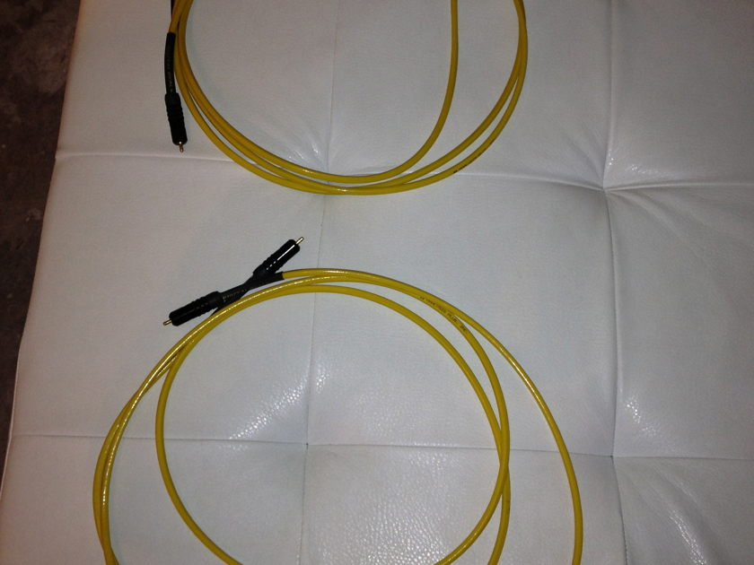 Analysis Plus Digital Oval Cable 3m & 4m Cables