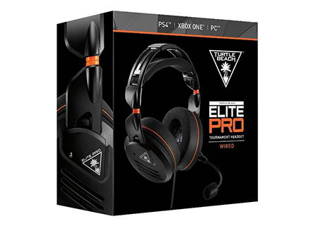 2016-Turtle Beach launches the Elite Pro