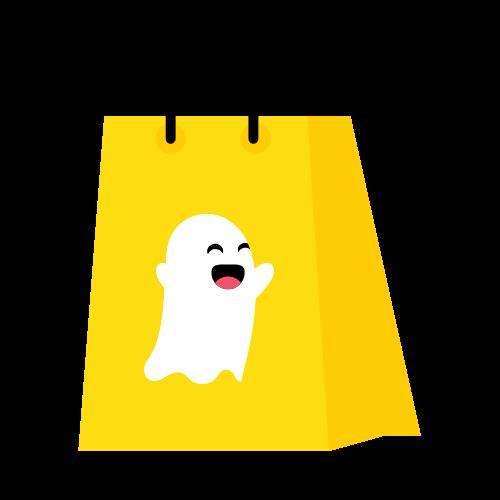 Ghostie Food