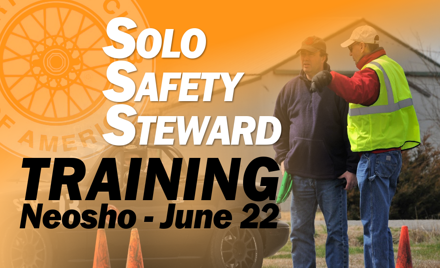 Ozark Mountain/ MiDiv Solo Safety Steward School