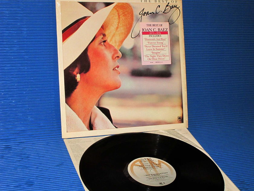 "JOAN BAEZ   - ""The Best of Joan Baez"" -  A&M 1977"