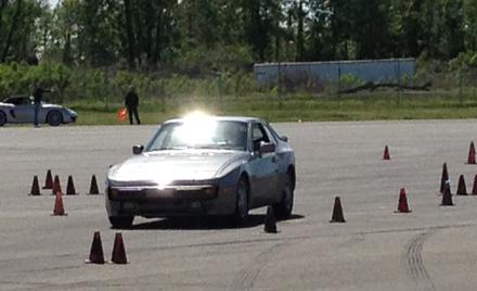 ARPCA Auto-X School And Autocross Event #1