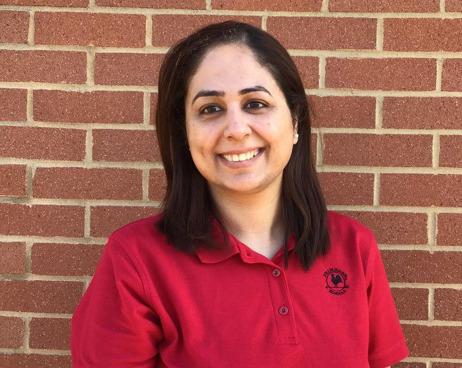 Ms. Madhuri , Wonder Program Support Teacher