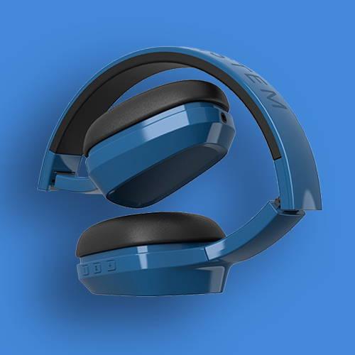 ENERGY SISTEM Audífonos Inalámbricos con Diadema 1 Bluetooth