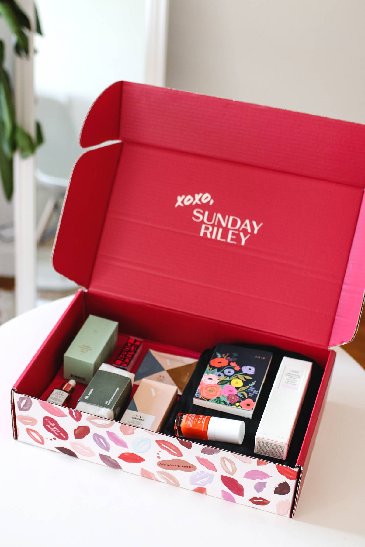 Sunday Riley Subscription, The Love Box