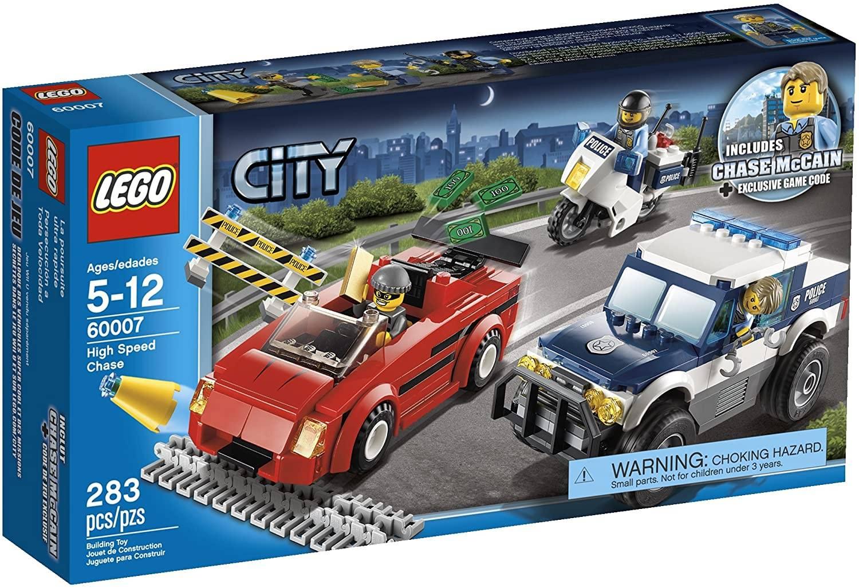 City Lego Undercover