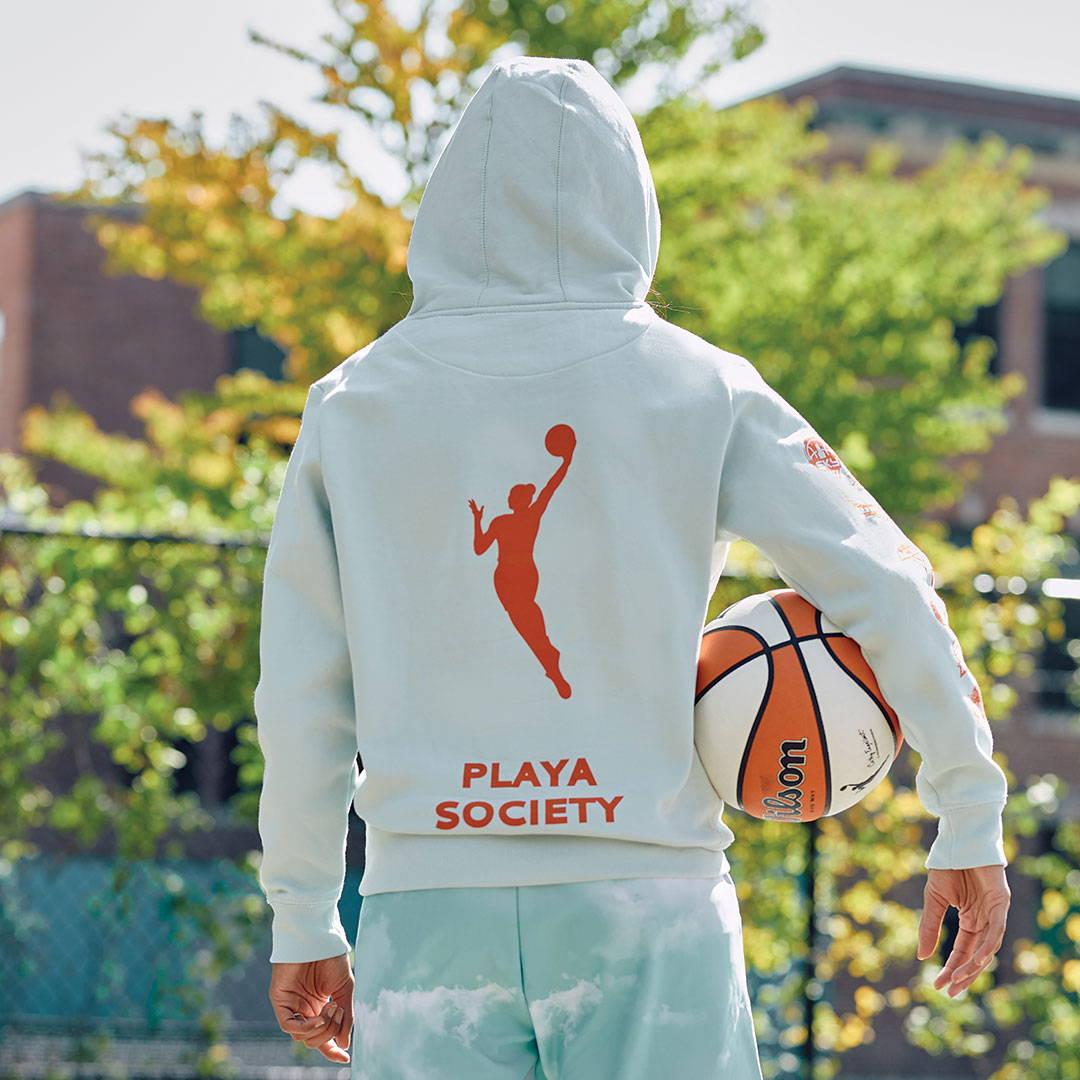 Playa Society Female Athlete Shorts