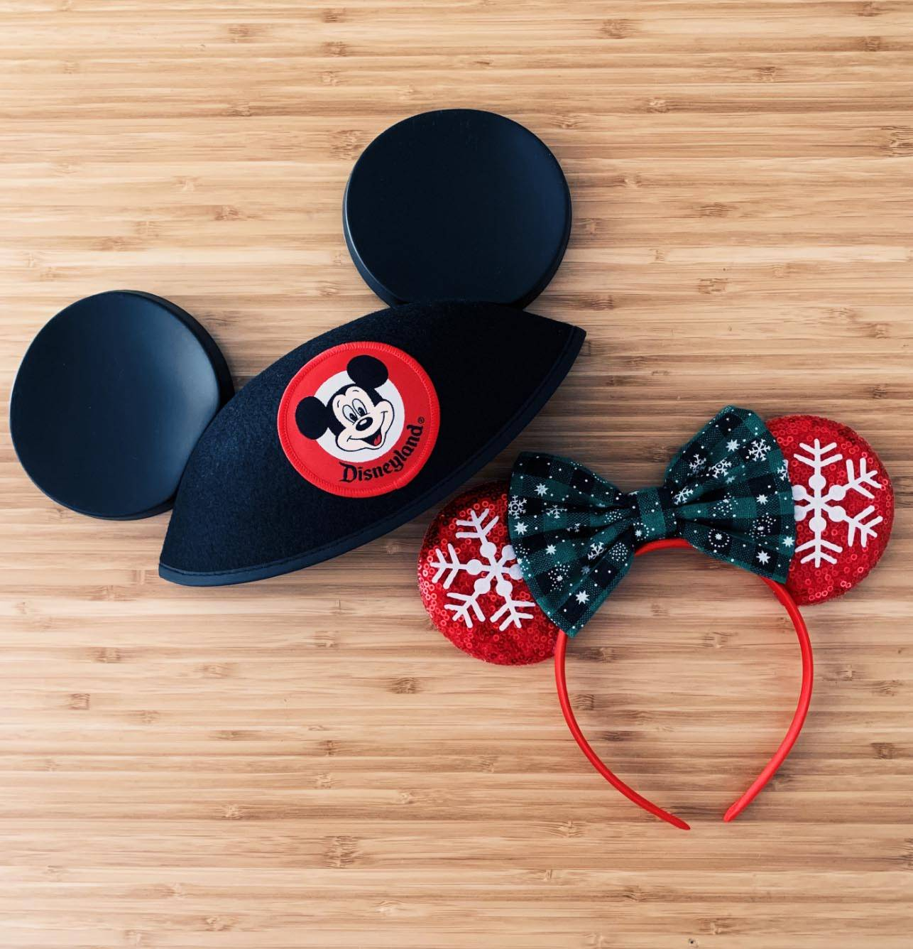 mickey mouse ears - footsouls