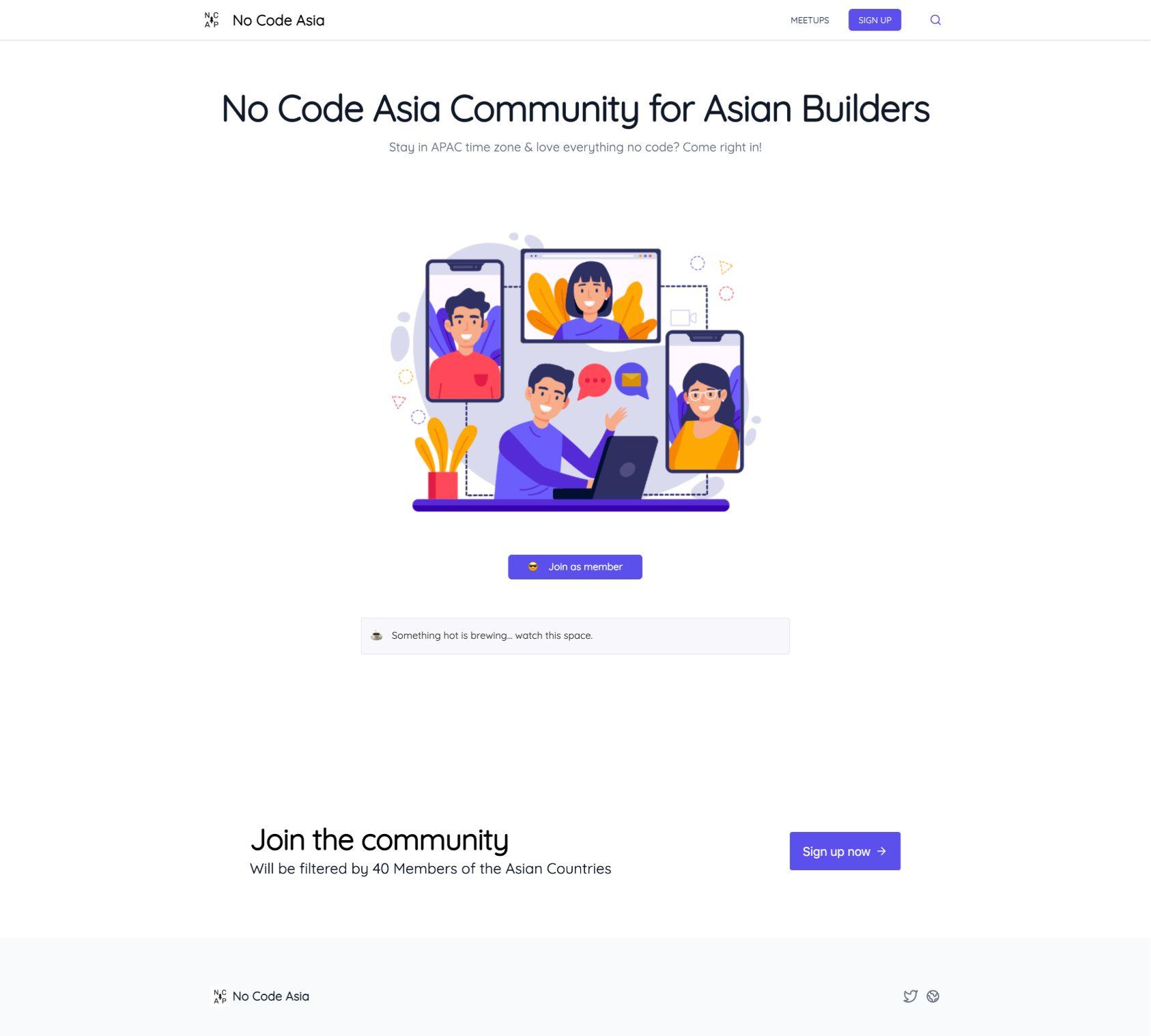 Nocodeasia.com