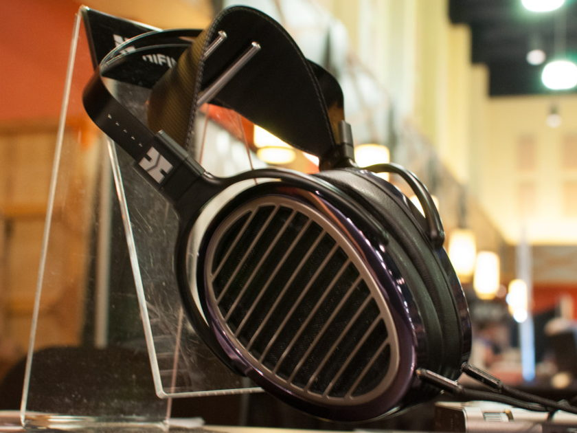 Hifiman X Headphones New Display Pair Including Shipping and Paypal