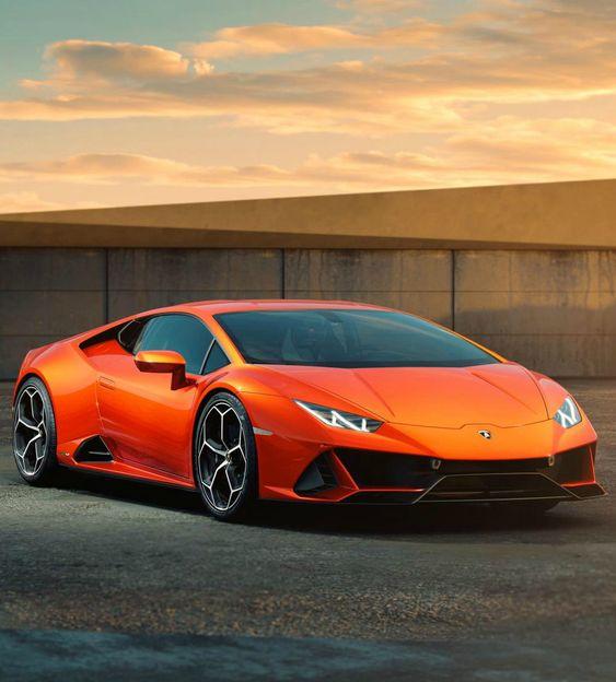 Lamborghini Huracán 5.2 Evo