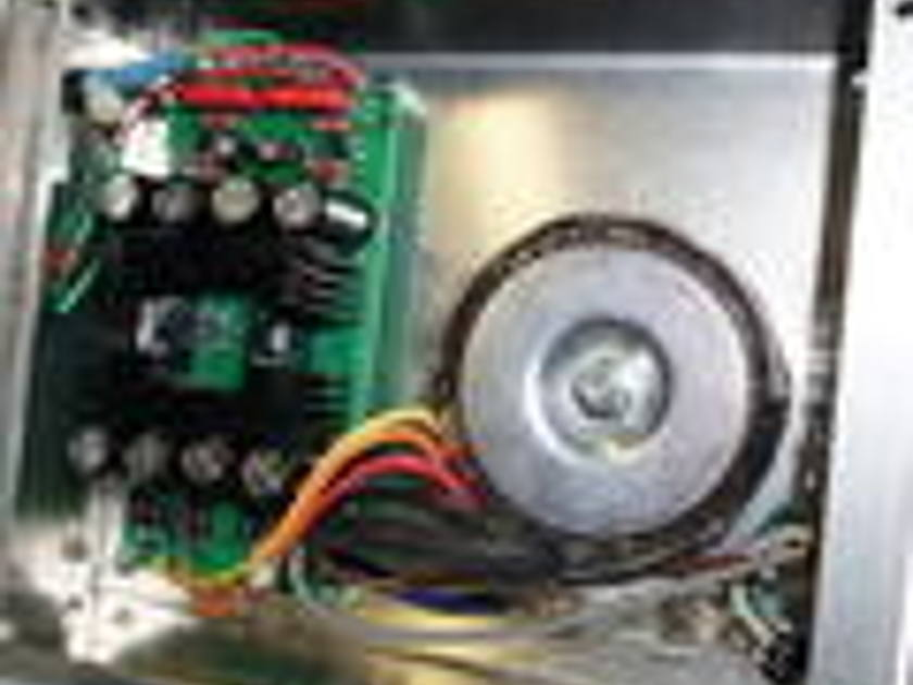 Signal Transfer Company MC/MM phono preamplifier with power supply