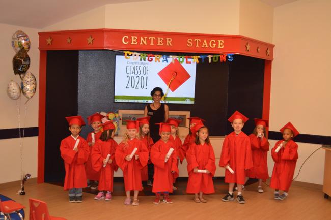 Pre K 2020 Graduation Ceremony