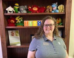 Mrs. Whitney Stover , AM Captain - Preschool Teacher