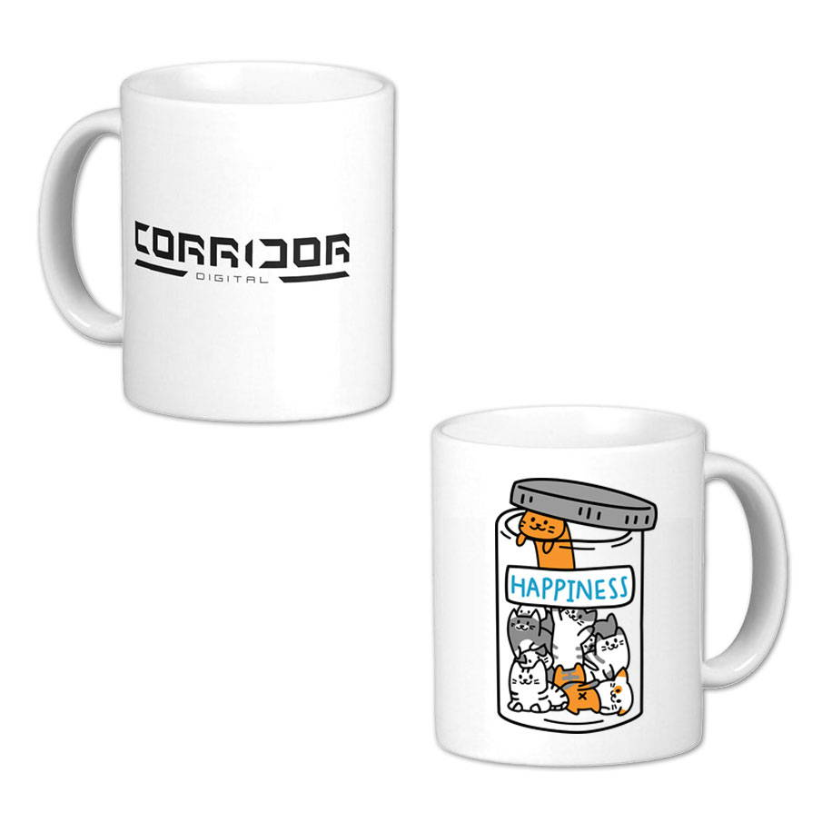 One-color & multi-color printed mugs