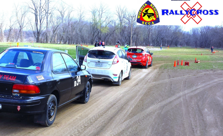 2019 Wichita Region SCCA Rallycross #4 - June 9th