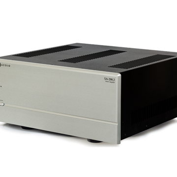 SA-200.2 Stereo Power Amplifier