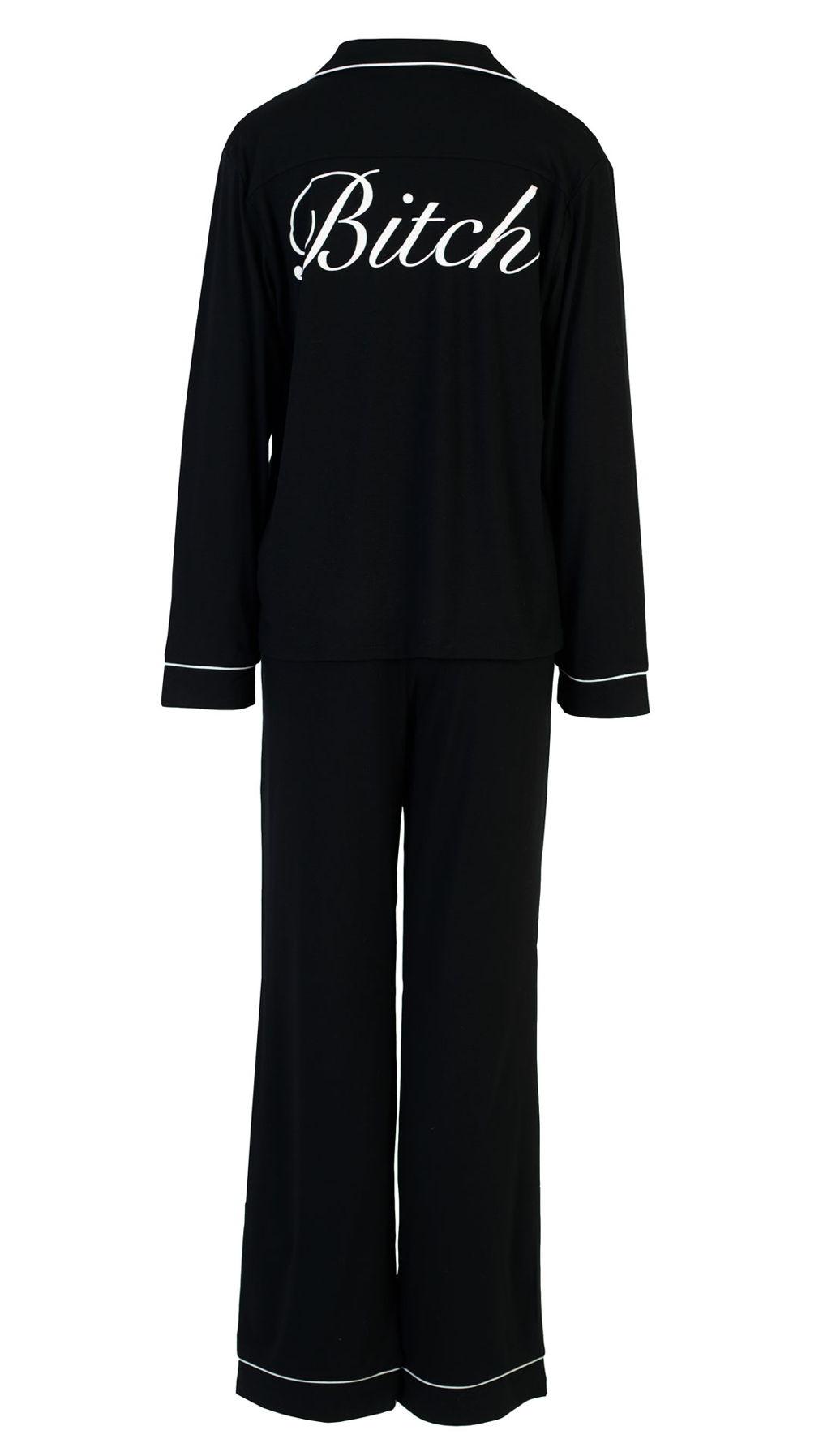 Пижама Black Bitch