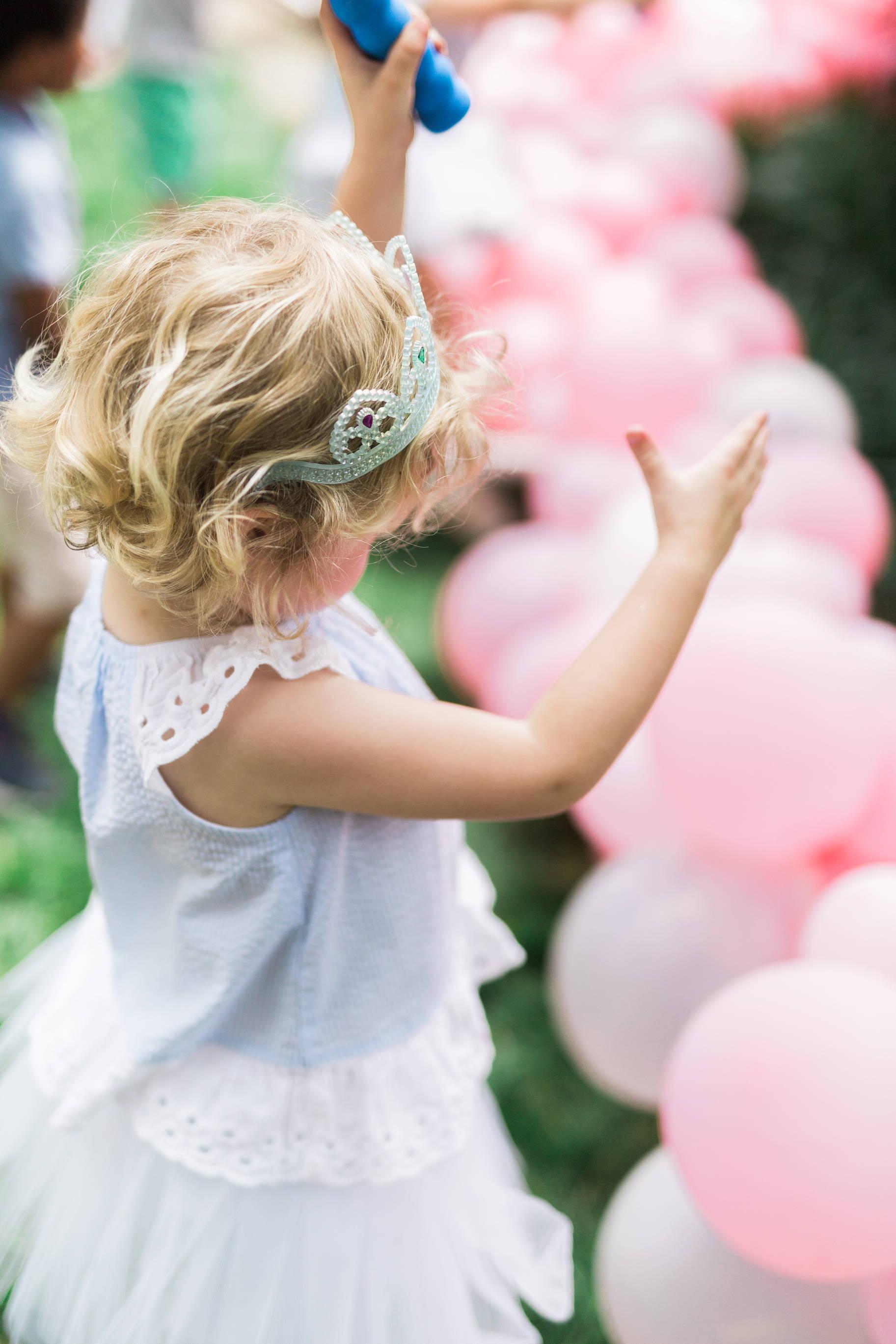 Princess Belle Princess Party