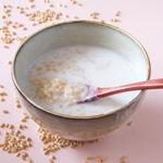 Wheat Porridge Dessert