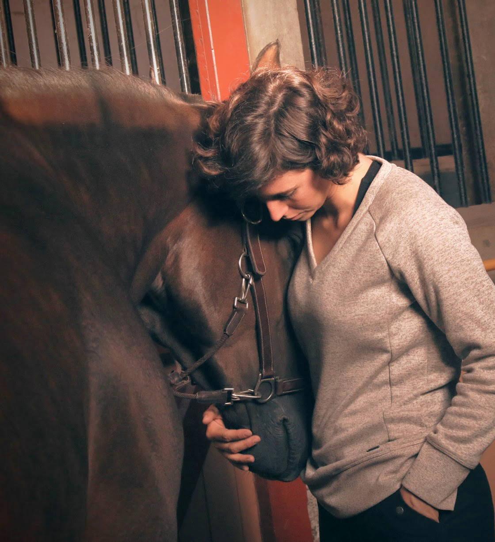 Equisense Le cheval réinvente les sports équestres