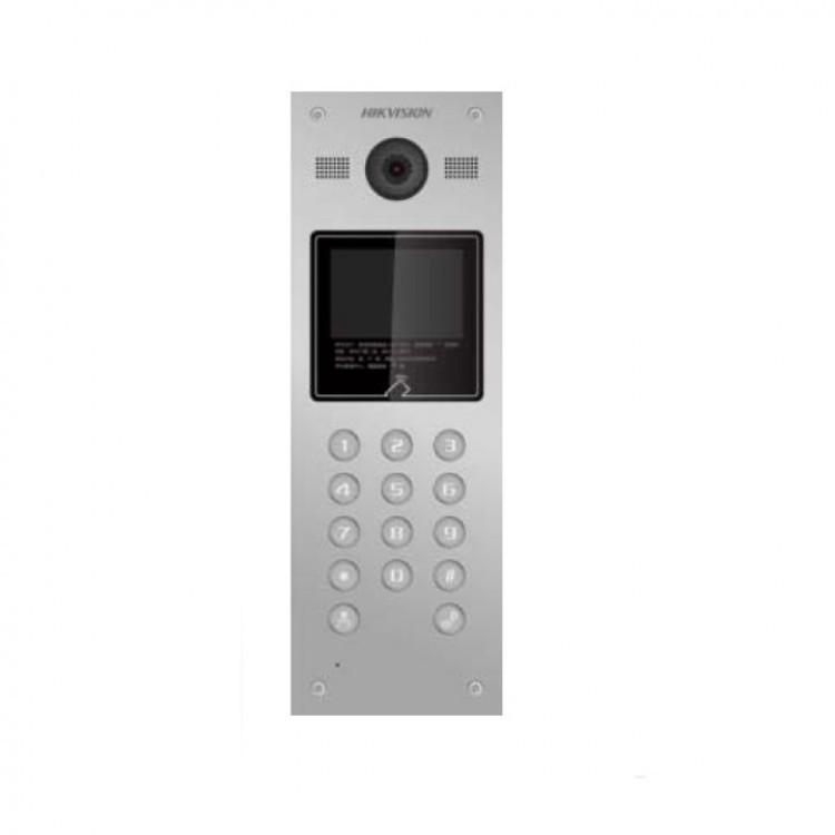 Media Custom Installation: Indoor Intercom Stations
