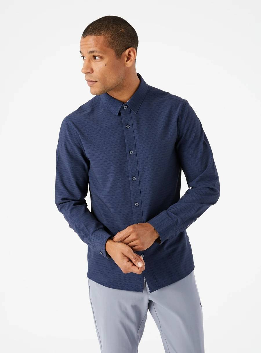 Chilean Sunset 4-Way Stretch Shirt