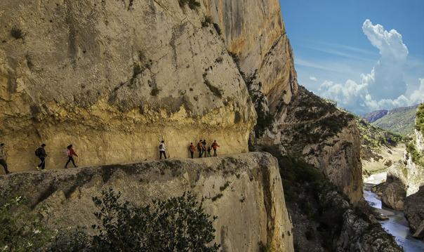 Ущелье Монт Ребей: незабываемый пеший маршрут
