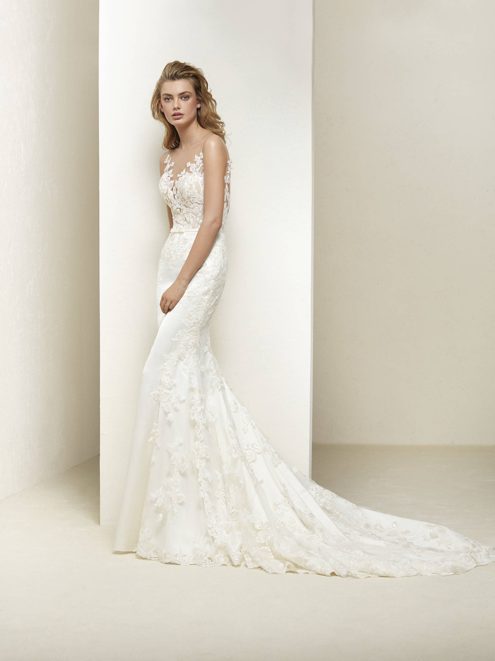 PRONOVIAS DRALIA DRESS
