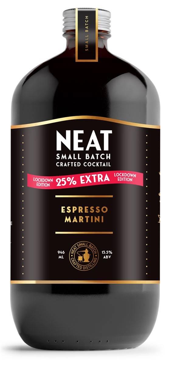 Espresso Martini Lockdown Edition