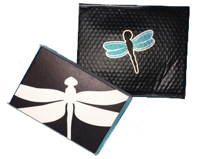 Black Dragonfly Box