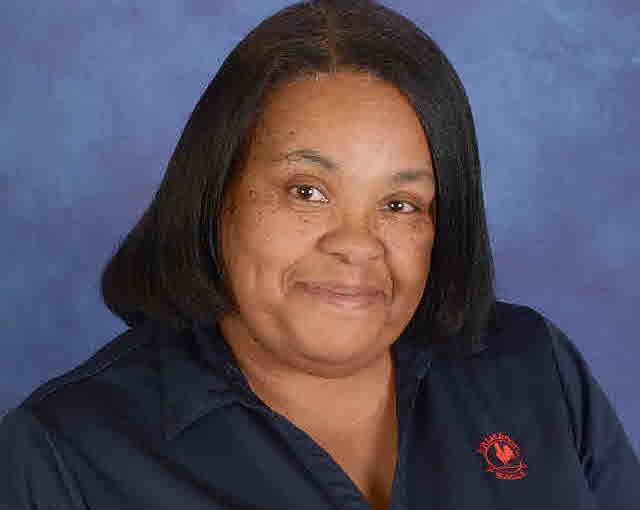 Mrs.Blackwell , Cook