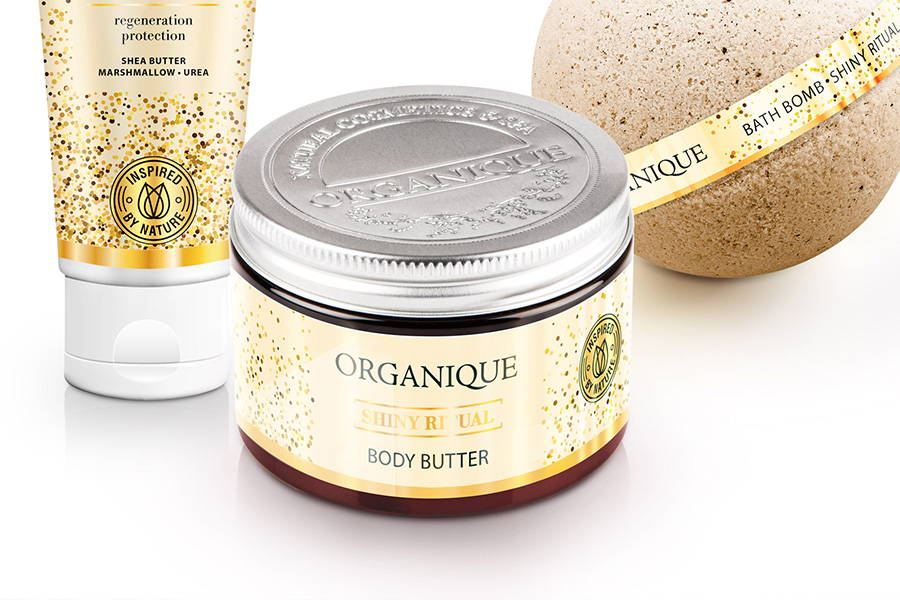 Shiny Ritual Body Butter 150ml from Organique only natural exclusive cosmetics