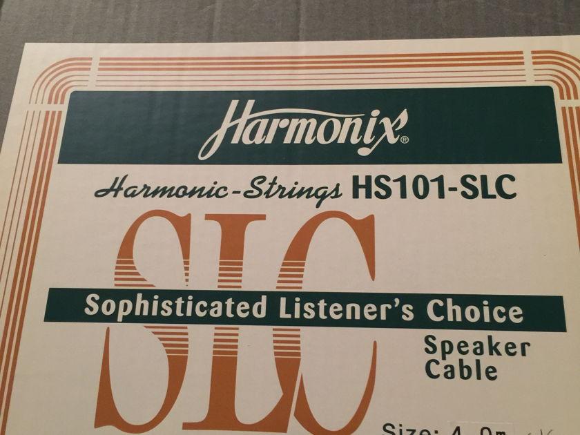 Harmonix HS101-SLC 4M Speaker Cables (pr.)