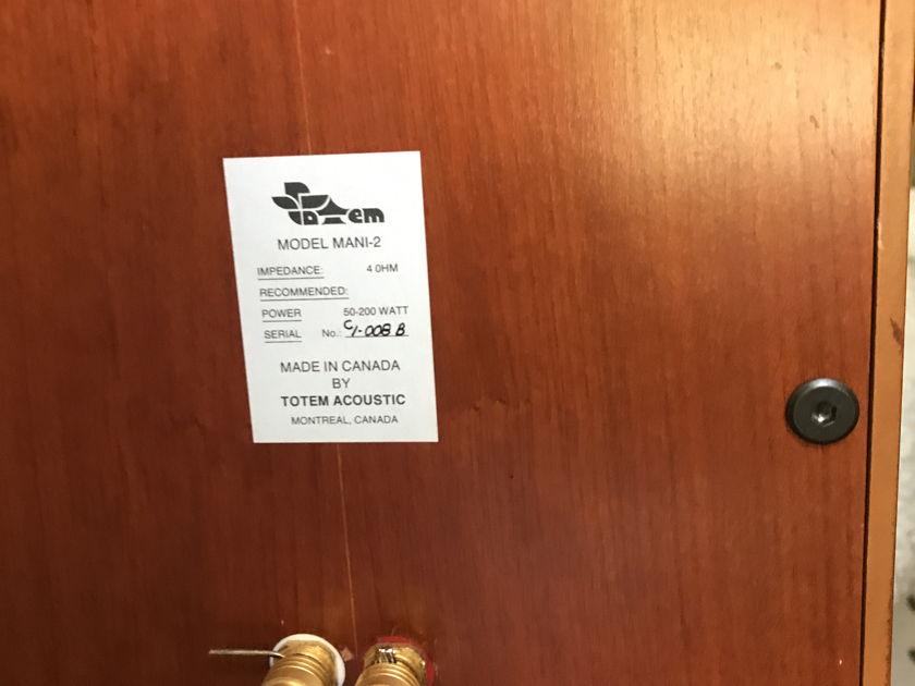 Totem Acoustics Mani 2 . Real bargain