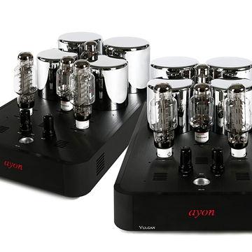 Vulcan EVO Mono Amps