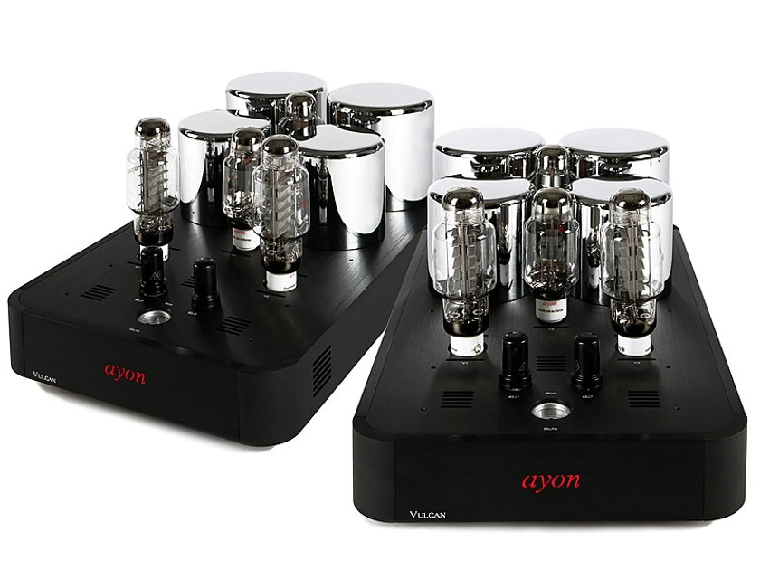 AYON AUDIO VULCAN EVO MONO CLASS A BEST OF SHOW! 8 YEARS!