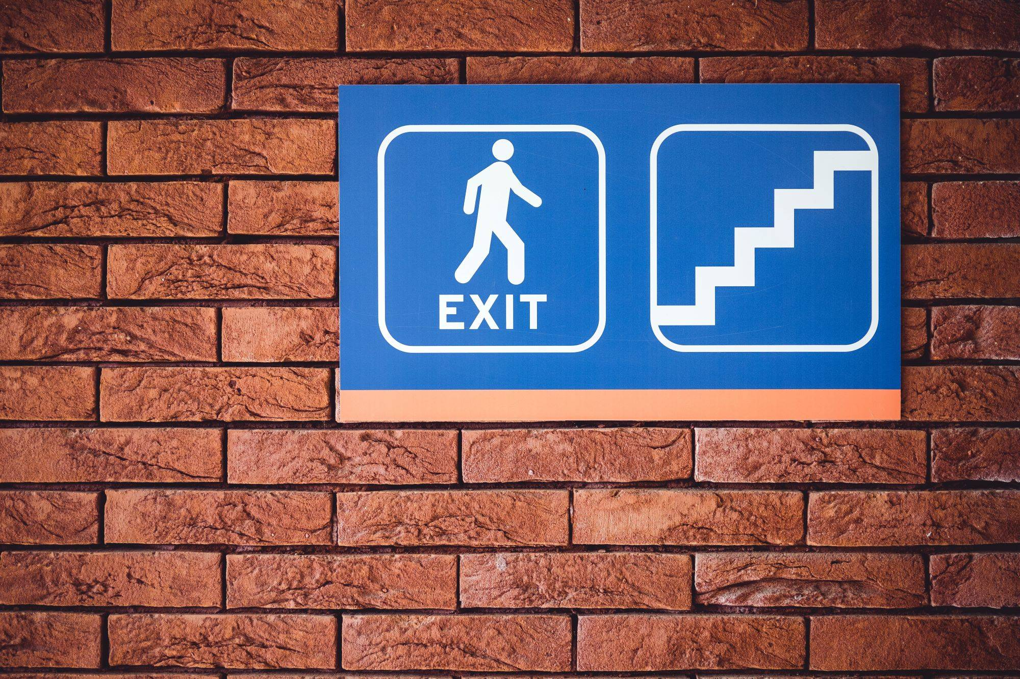 exit by design