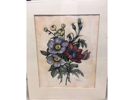 Shirley Doiron Original Watercolor