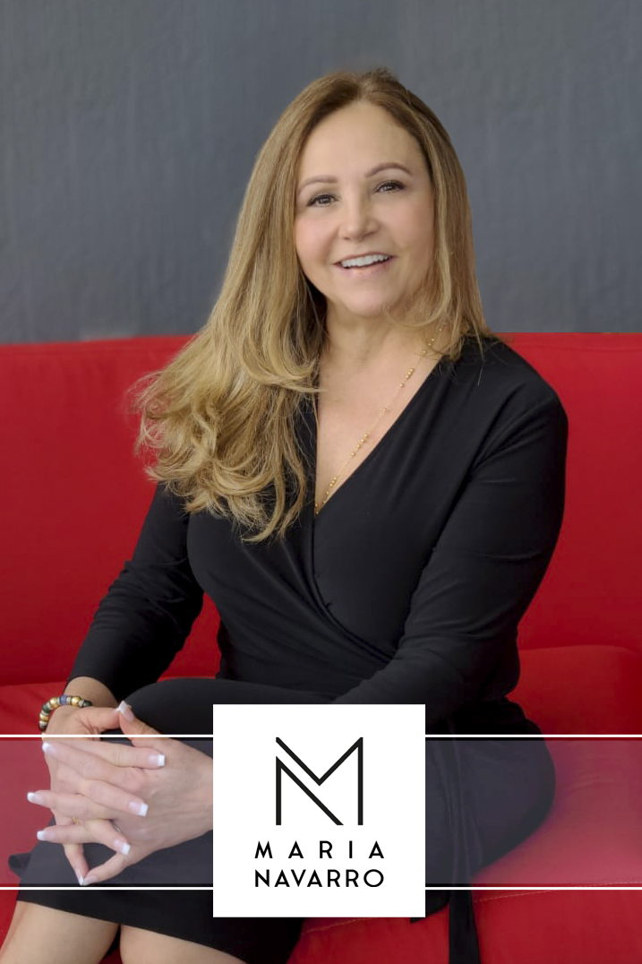 cover image for, Maria Navarro