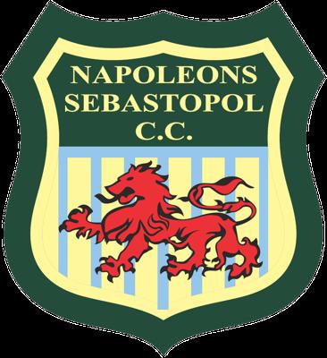 Napoleons Sebastopol Cricket Club Logo