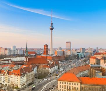 Первое свидание с Берлином